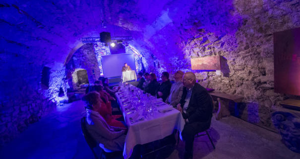 Exklusive Veranstaltungen im Hellhof Kronberg