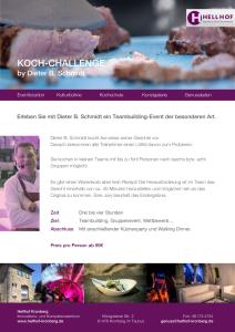 Koch-Challenge Vorschau